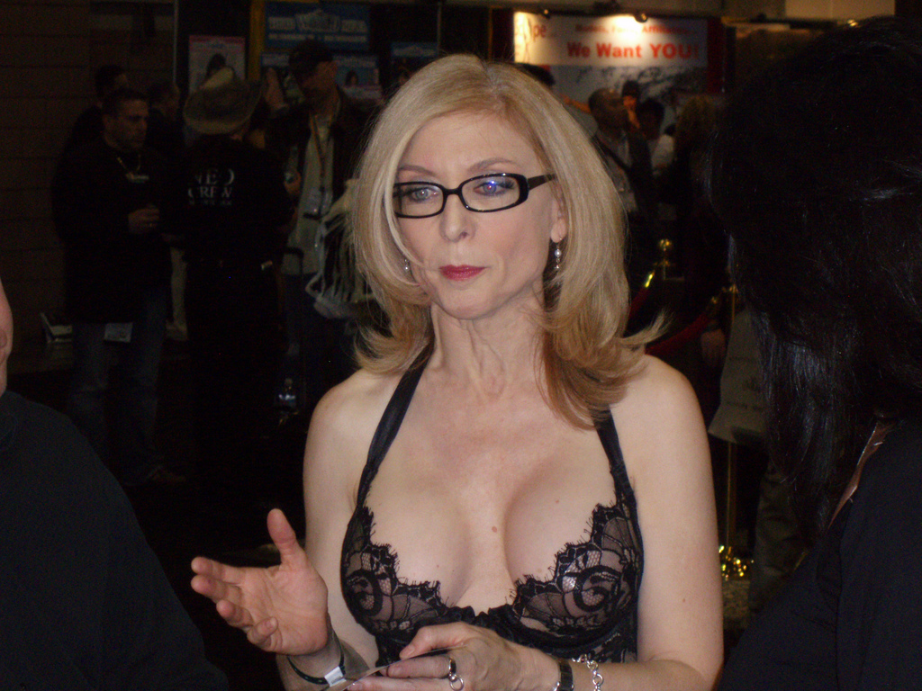 Nina Hartley Copyright The Naughty American